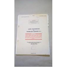 LARKSPUR USER HANDBOOK WIRELESS SENDER C11